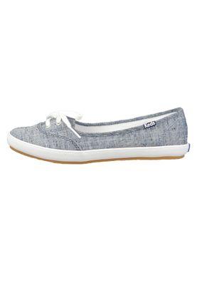 Keds Schuhe Damen Sneaker WF62610 Ballerina Teacup Chambray LT Blue Blau – Bild 3