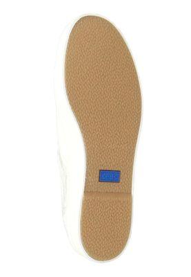 Keds Schuhe Damen Sneaker WF62076 Triple CVO Festival Floral Cream Weiss  – Bild 5