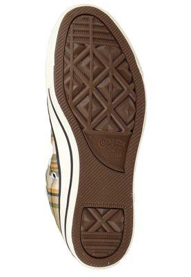 Converse Damenschuhe-Sneaker 568925C Chuck Taylor All Star HI Textil braun Nomad Khaki Black – Bild 7