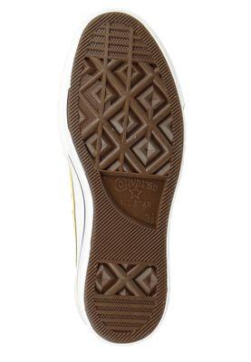 Converse Damenschuhe-Sneaker 568627C Chuck Taylor All Star Lift - OX Textil gelb Butter Yellow/White/Black – Bild 7
