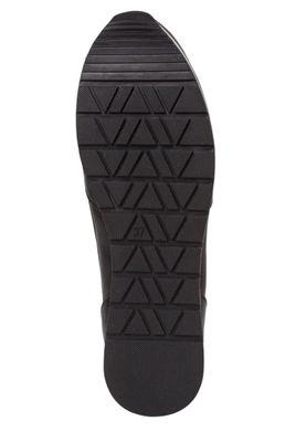 Marco Tozzi Damenschuhe-Sneaker 2-2-23717-34 Low-Top Hochwertiges Lederimitat schwarz 098 Black Comb – Bild 5