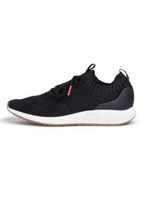 Tamaris Tavia Fashletics 1-23714-24 Damen Sneaker Low Textil Schwarz 001 Black – Bild 4