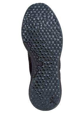 Tamaris Tavia Fashletics 1-23714-24 Damen Sneaker Low Textil Schwarz 007 Black Uni – Bild 3