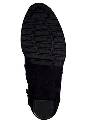 Marco Tozzi PREMIO 2-2-25436-25 Damen Stiefelette Elegant Leder Schwarz 002 BLACK ANTIC – Bild 2