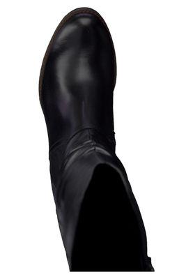 Marco Tozzi PREMIO 2-2-25631-25 Damen Stiefel Elegant Leder Schwarz 002 BLACK ANTIC – Bild 2