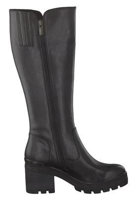 Marco Tozzi Earth Edition 2-2-25670-25 Damen Stiefel Elegant Textil/Synthetik Schwarz 096 BLACK ANT.COMB – Bild 5