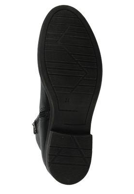 Marco Tozzi by GMK Guido Maria Kretschmer 2-2-85300-25 Damen Stiefelette Elegant Leder Schwarz 002 BLACK ANTIC – Bild 5
