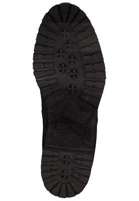 Tamaris Damen Elegante Stiefelette 1-25447-25 Schwarz 007 BLACK UNI Leder – Bild 2