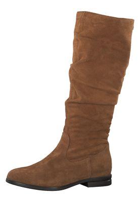 Tamaris Damen Elegante Stiefel 1-25545-25 Braun 311 MUSCAT Leder – Bild 1