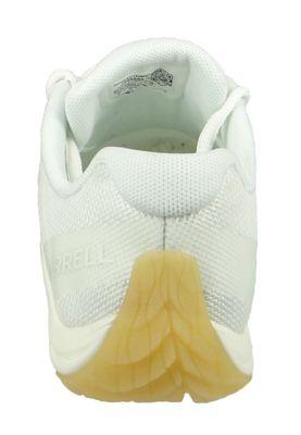 Merrell Damen Sportliche Halbschuhe Wanderschuhe Trail Glove 5 Undyed Barefoot J066558 Weiß – Bild 4