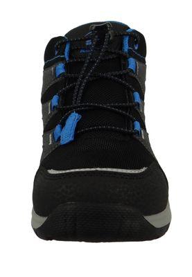 Kamik Bone GTX Gore-Tex Waterproof FK8506 Kinder Stiefel   Winterschuhe Leder Schwarz BBL Black Blue BBL – Bild 6