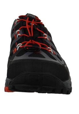 AKU Selvatica GTX 678 Herren Halbschuhe Wanderschuhe Textil/Synthetik Schwarz 219 Black Red – Bild 6