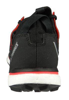 Adidas Performance Herren Halbschuhe Wanderschuhe Terrex Agravic Flow GTX FU7448 Schwarz  core black mit Continental Gummi & Boost-Dämpfung – Bild 4
