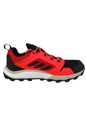Adidas Performance Herren Halbschuhe Wanderschuhe Terrex Agravic TR GTX EF6872 Rot solar red – Bild 5