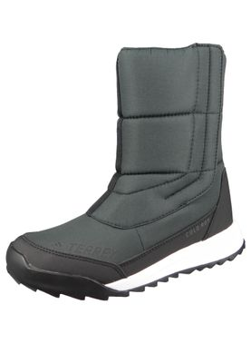 Adidas Performance Damen Stiefel Stiefel Wanderschuhe  Winterschuhe Terrex Choleah Boot Climaproof® EH3537 Schwarz  core black  mit High-Traction Gummi & EVA – Bild 2