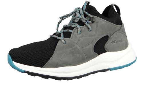 Columbia BL1012-012 SH/FT Herren HIGH Sneaker Black Beta Grau – Bild 1