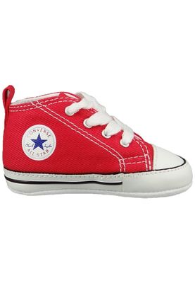 Converse Baby Chucks 88875 HI CAN Red Red – Bild 4