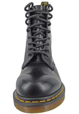 Dr. Martens 1460 B-SM Black Smooth 8-Hole Air-Wair Sole Black – Bild 2