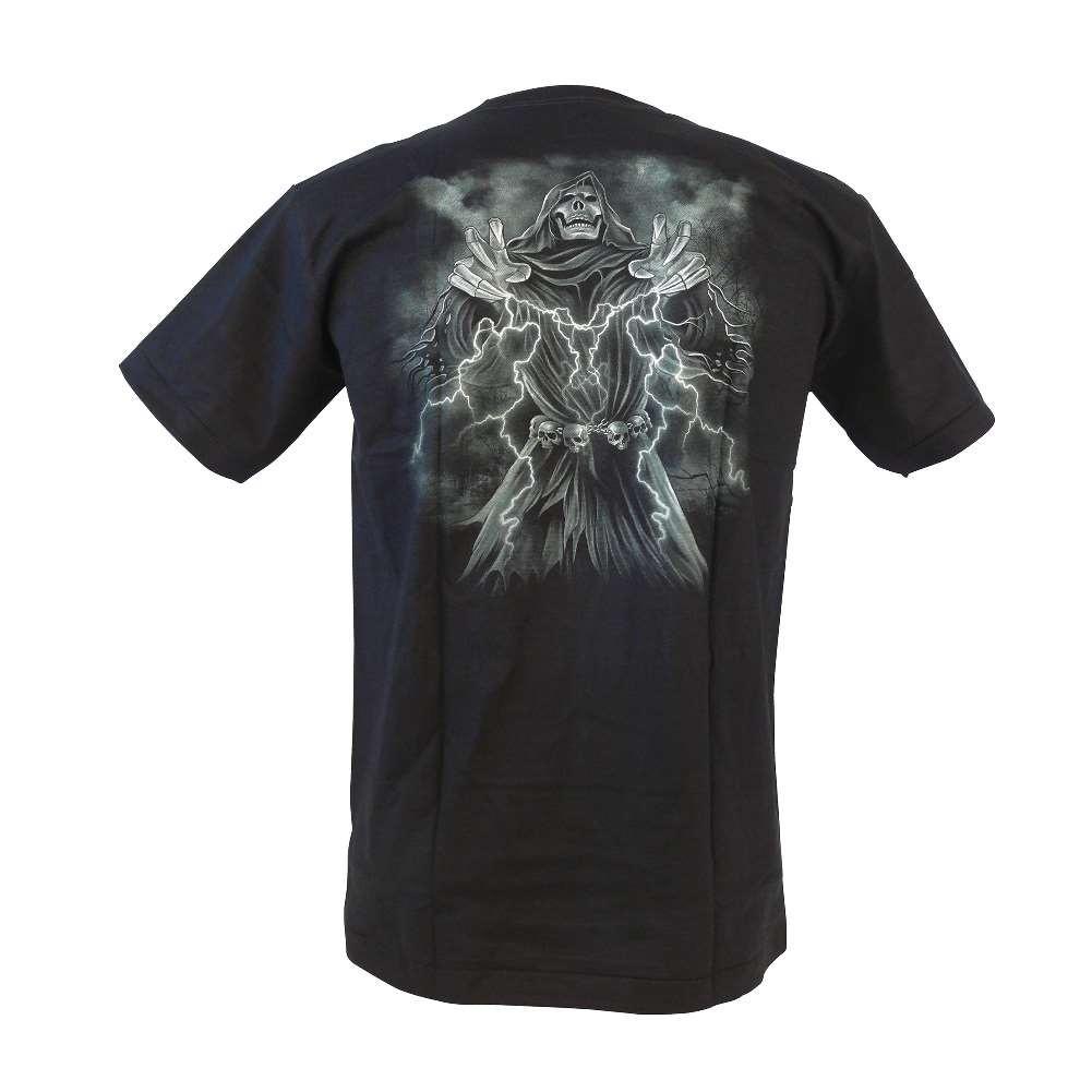 Wild Zauberer Glow In The Dark T Shirt Schwarz M Mb Muller