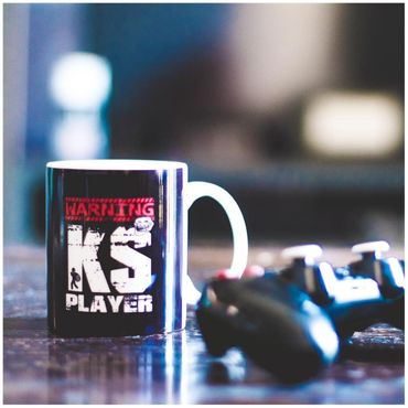 Kill Steal Geekinvader Exclusiver Kaffee Becher – Bild 1