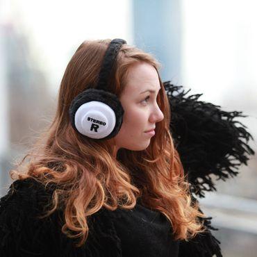 Ohrwärmer Headphone – Bild 1