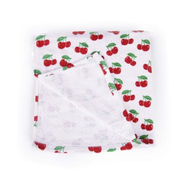 Kirschen Handtuch  – Bild 2