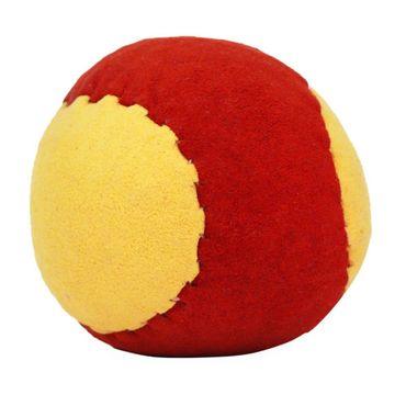 Leder Hacky Ball – Bild 3