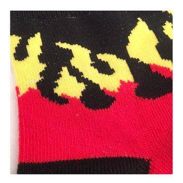 Flammen Socken – Bild 3