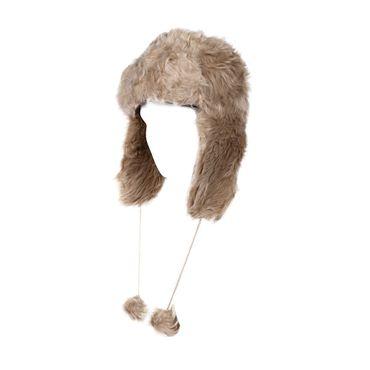 Alaska Winter Kunstfellmütze