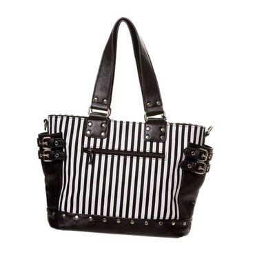 Handtasche mit Handschellen – Bild 2