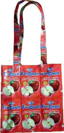 22220 Fruchtsaft Einkaufstasche groß 48 Stück