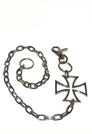 Geldbeutelkette Iron Cross