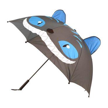 Regenschirm  Kawaii Lachende Katze – Bild 1