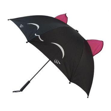 Regenschirm Kawaii Katze  – Bild 1