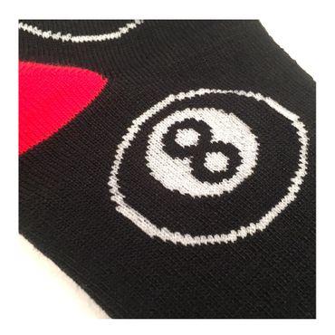 Billiard Kugel Socken – Bild 3
