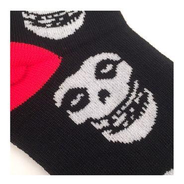 Große Totenkopf Socken – Bild 2