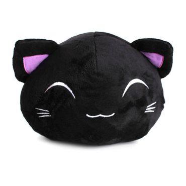 Schmunzelnde Katze Plüschfigur – Bild 2