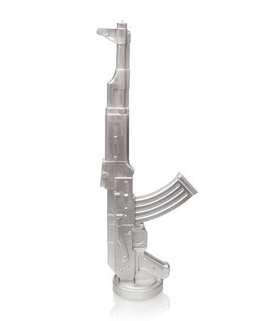 AK-47 Kalashnikov Kerze – Bild 1