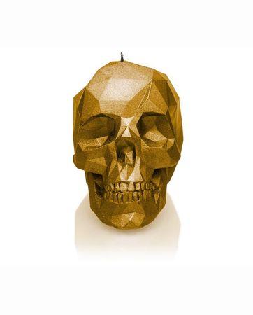 Kristallschädel Kerze – Bild 2