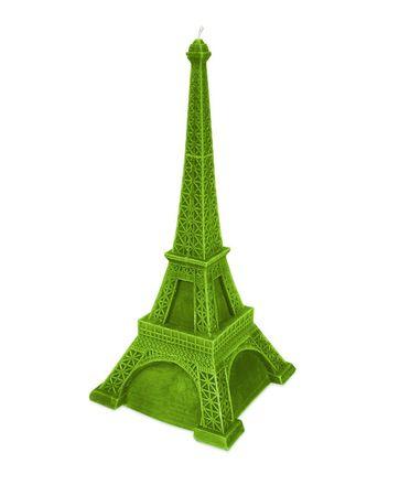 Eiffelturm  Kerze – Bild 1