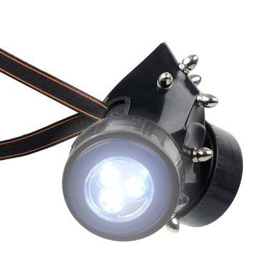 Gasmaske mit Bullet Spikes und LED Licht – Bild 2
