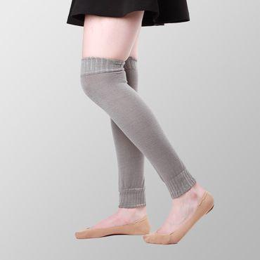 Uni Graue Beinwärmer – Bild 1