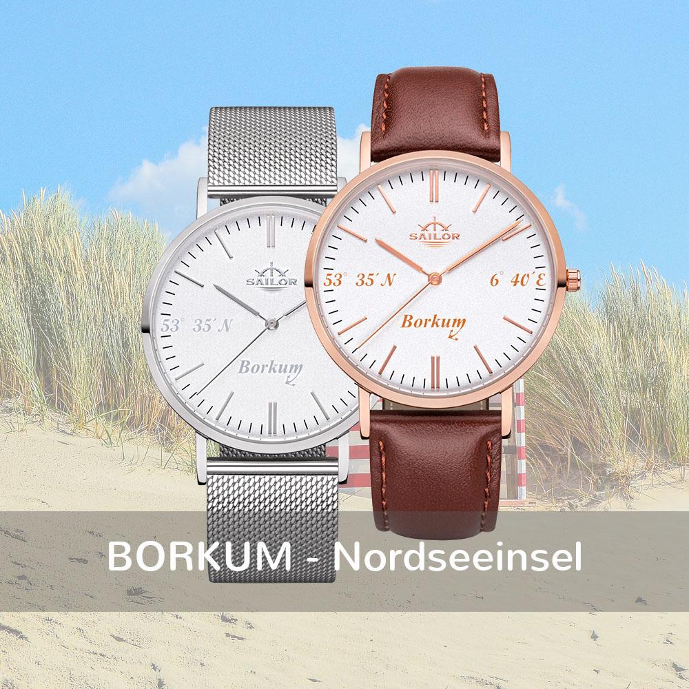 Borkum - Nordseeinsel