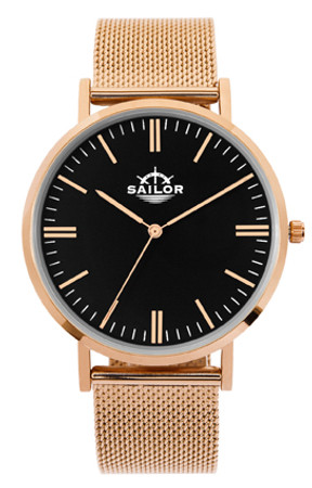 Sailor Uhr Classic Style rosegold