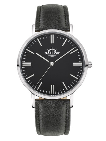 Sailor Classic Basic black silver