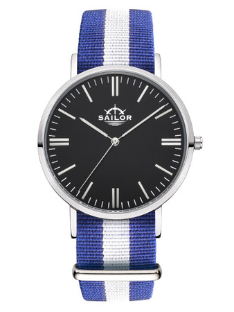 Sailor Classic Captain silver