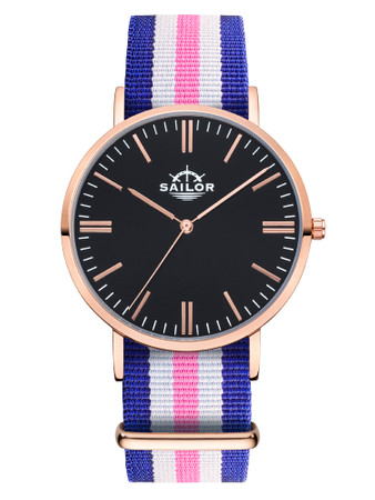 Sailor Uhr Classic Port Side rosegold