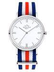 Sailor Uhr Classic Marine silber 001