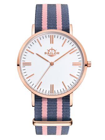 Sailor Uhr Classic Dock rosegold