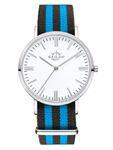 Sailor Uhr Classic Black Ocean silber 001